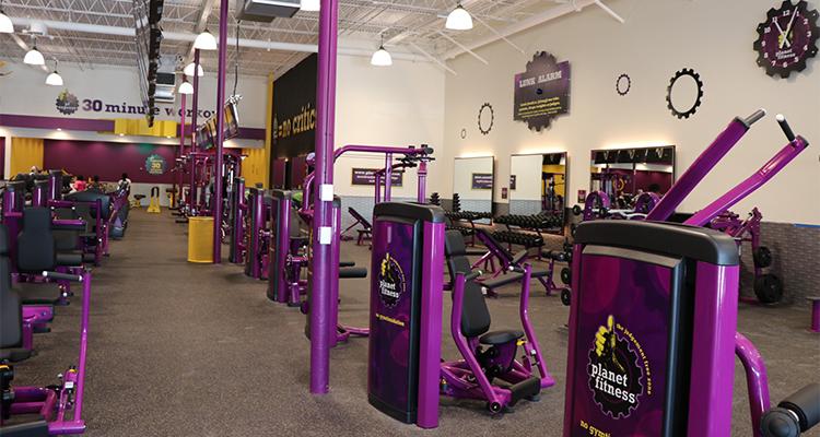 Planet Fitness Columbus Scs Construction Services Inc